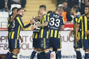 Picks for Fenerbahçe – Adana Demirspor  (29.11.2017)