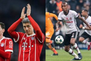 Prediction for Bayern Besiktas 20 February 2018