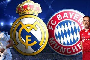 FC Bayern München vs Real Madrid Betting Tips 25.04.2018