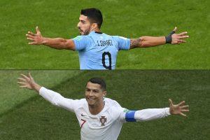 Uruguay vs Portugal World Cup 30.06.2018