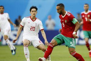 Iran vs Spania World Cup 20.06.2018