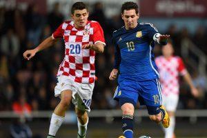 Argentina vs Croatia World Cup 21.06.2018