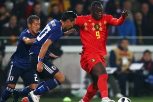 Belgium vs Japan World Cup 02.07.2018