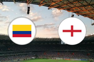 Colombia vs England World Cup 03.07.2018