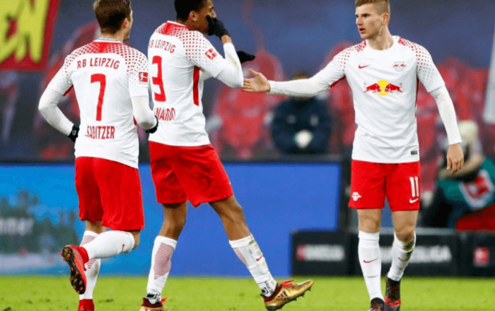 RB Leipzig vs BK Häcken