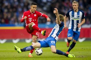 Hertha BSC vs Bayern Free Betting Tips 28/09