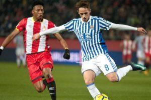 Real Sociedad vs Girona Free Betting Tips 22/10