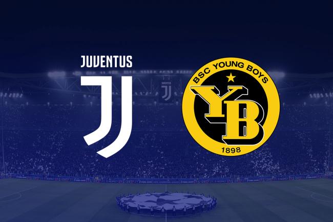 BSC Young Boys vs Juventus UEFA Champions League 12/12
