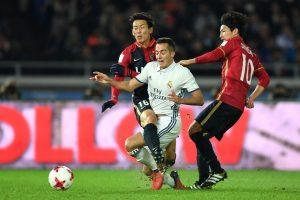 Kashima Antlers vs Real Madrid Free Betting Tips 19/12