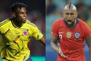 Colombia vs Chile Free Betting Tips 29.06.2019