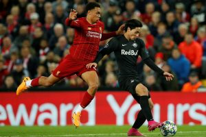 Salzburg vs Liverpool Free Betting Tips 10.12.2019