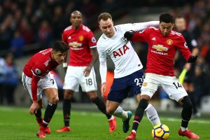 Manchester United vs Tottenham Free Betting Tips 04.12.2019