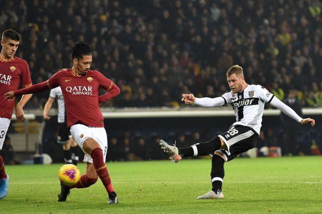 Parma vs AS Roma Free Betting Tips
